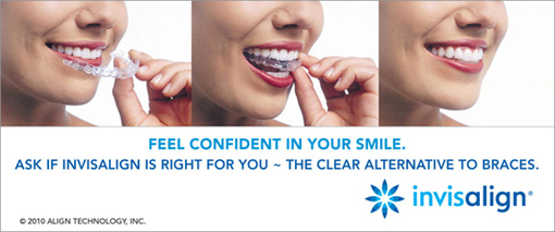 Invisalign - Virtually Invisible Braces - Fountain View Family Dental